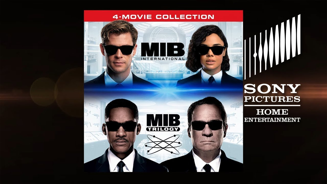 Men In Black 4 Movie Collection