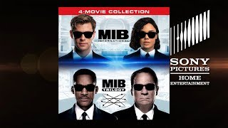 MEN IN BLACK 4-MOVIE COLLECTION