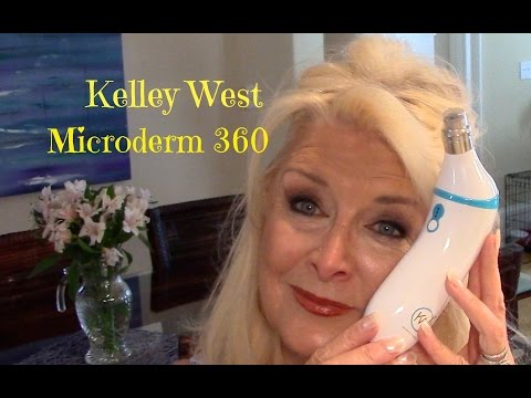 The Aging Face  Exfoliation ~ Kelley West Microderm 360