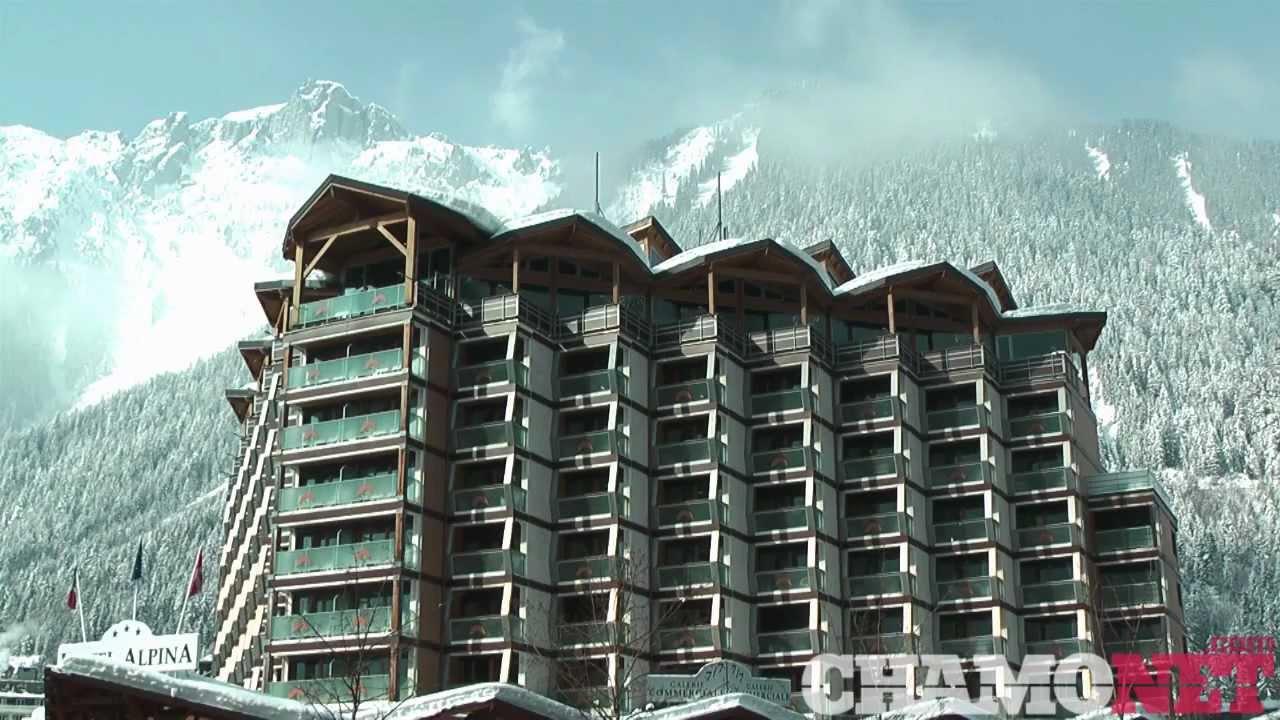 Alpina Hotel Hotel Alpina Chamonix Youtube