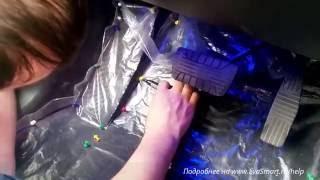 Как снять лекало для пошива автоковриков EVA Smart(Если Вашего лекала нет в нашем каталоге, то Вы можете самостоятельно снять лекало как показано на этом виде..., 2016-07-29T08:29:43.000Z)