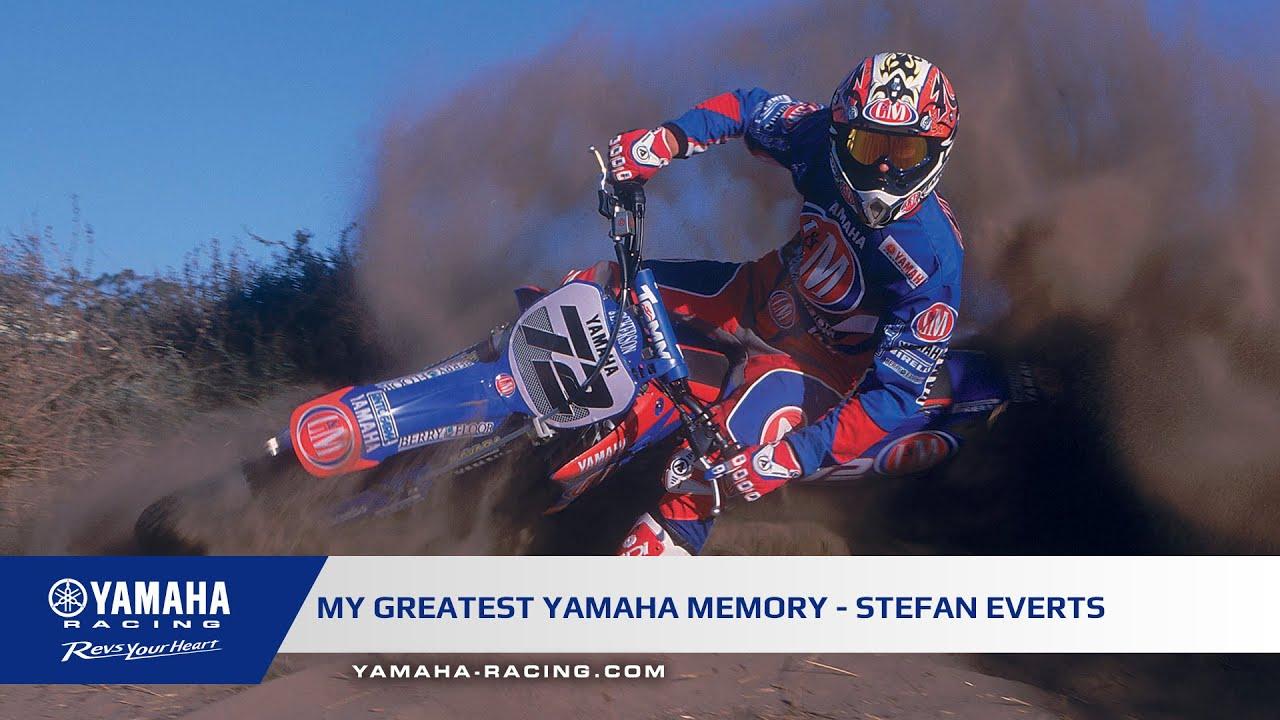 My Greatest Yamaha Memory - Stefan Everts