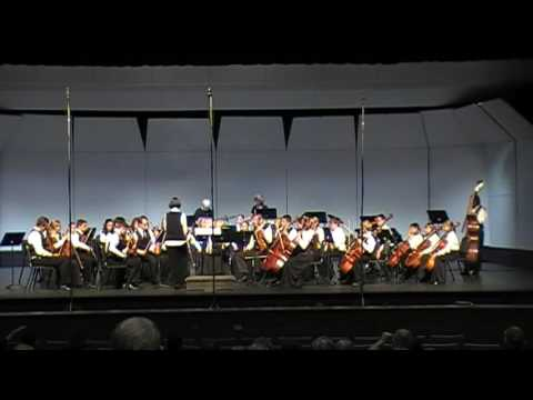 IDA - Imago Dei Academy Orchestras performing at MPA, April, 2016