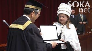 【トピックス】パライバ連邦大学から名誉博士号授与 | 創価学会公式