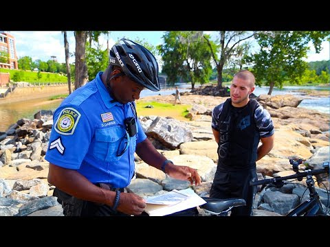 Harassed by Police for Cleaning up the River.... (Unbelievable) | Jiggin' With Jordan