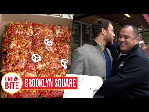Barstool Pizza Review - Brooklyn Square (Jackson, NJ)