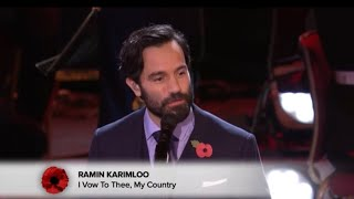 I Vow To Thee My Country - Ramin Karimloo