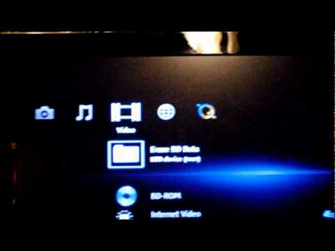Sony BDP-S270 Blu-ray Player Drivers