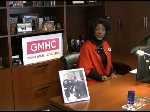 GMHC CEO Marjorie J. Hill, PhD Introduces GMHC's Annual Report 2012