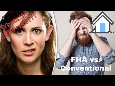 fha-vs-conventional-home-loans