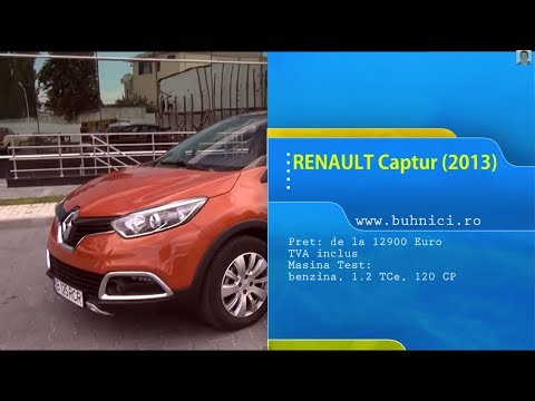 Renault Captur 2013 (www.buhnici.ro)
