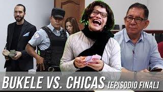 El inesperado final de la saga de Eugenio Chicas Vs. Nayib Bukele - SOY JOSE YOUTUBER