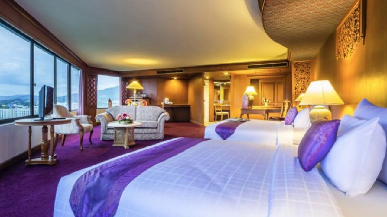 Lotus Pang Suan Kaew Hotel Chiang Mai Thailand