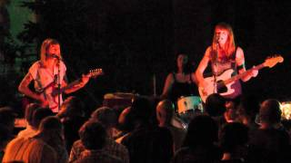 "Vivian Girls @ Sneaky Beans:  ""Take It As It Comes"""