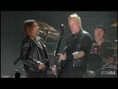 "Metallica release video w/ Iggy Pop covering The Stooges' ""T.V. Eye"" in Mexico"