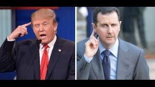 هل يقدم ترامب على قصف الأسد