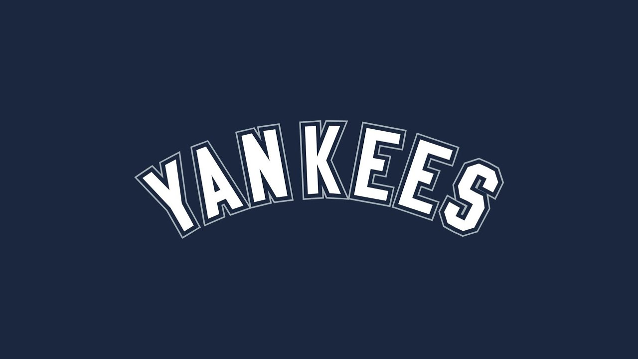 New York Yankees Logo Wallpapers ( no audio )