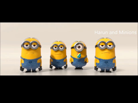Shawn Mendes - There's Nothing Holdin' Me Back (Minions Version)