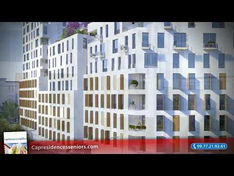 Investir à Marseille dans un Studio en Résidence avec Services pour Senior