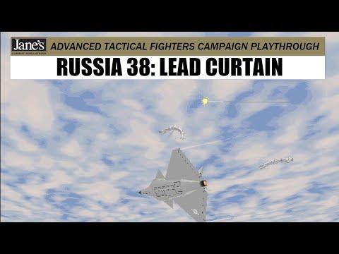 ATF - Russia Mission 38: Lead Curtain