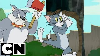 Tom & Jerry | The Fast and the Furry | Cartoon Network