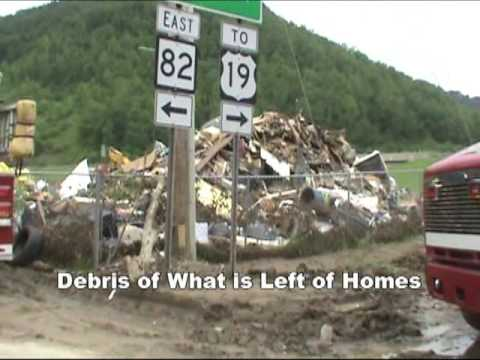 A look at Birch River WV clean up