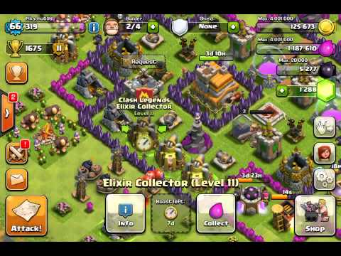 Clash Of Clans: Amazing Deal For Resource Collectors