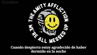 The Amity Affliction - All Messed Up (Sub. Español)