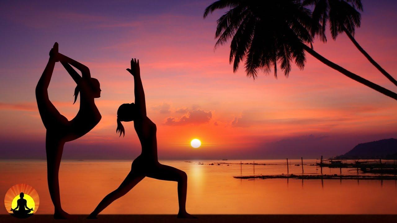 yoga music zen meditation relaxing study