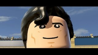 LEGO Batman 3: Beyond Gotham Walkthrough Part 6 - The Lantern Menace