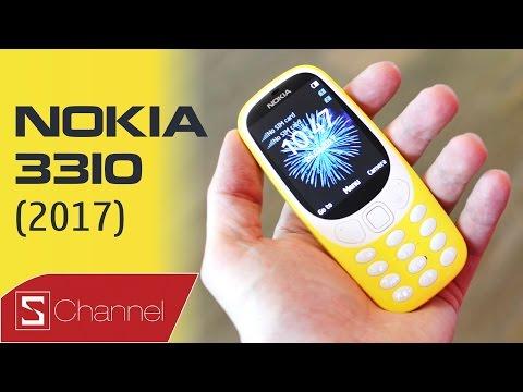 Schannel - Nokia 3310 (2017): Huyền Thoại 17 Năm TÁI XUẤT Tại MWC 2017 Làm Lu Mờ Mọi Sản Phẩm Khác!