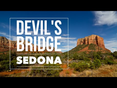 Devils Bridge Trail Best Hike In Sedona Arizona Keep Your