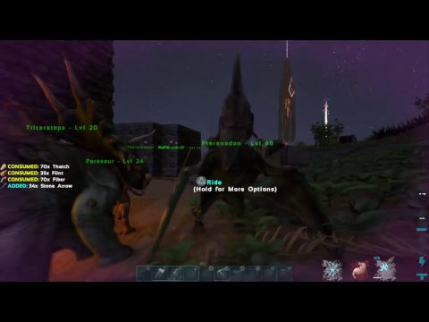 Ark Survival evolution The Real World#8 another theri tame