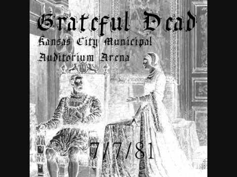 Grateful Dead - Minglewood Blues_Bertha 7-7-81