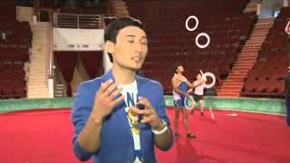 видео Цирковое шоу - Cirque du Soleil - La Nouba