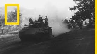 هياكل نازية عملاقة - الحرب الأمريكية: هجوم هتلر النهائي | ناشونال جيوغرافيك أبوظبي