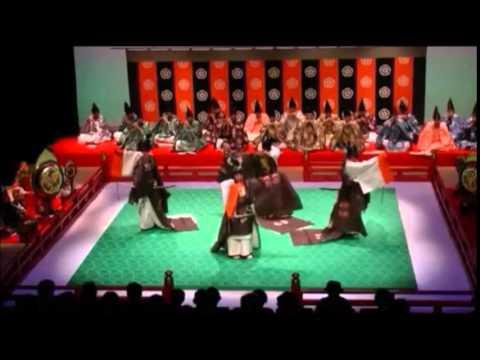 雅楽 「君が代」 Japan's national anthem 'Kimigayo'