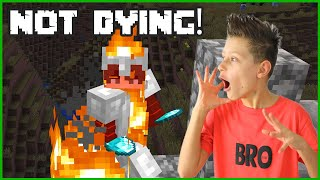 NO DYING CHALLENGE!
