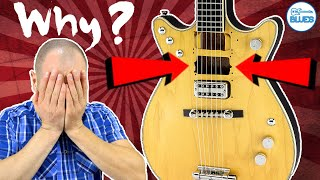 The Top 5 Most Ridiculous Guitar Features or Design Elements