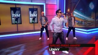 Lenny Tavárez - Más No Puedo Amarte (HD)