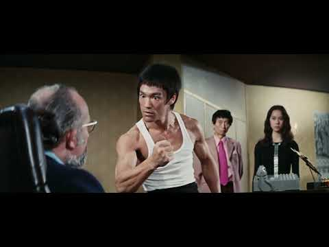 Bruce Lee Iconic Crunch Fist