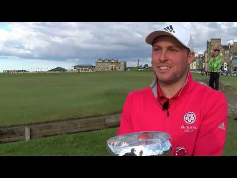 St Andrews Links Trophy 2019 - Final Day