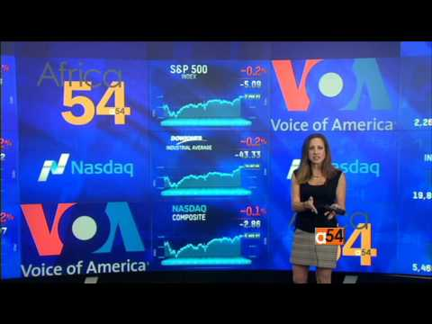 VOA's Jill Malandrino on China's Investment in Africa