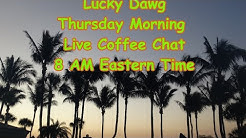How Do You Make Your Coffee? Lucky Dawg Thursday Morning Coffee Chat