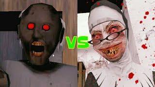 Granny vs Evil Nun