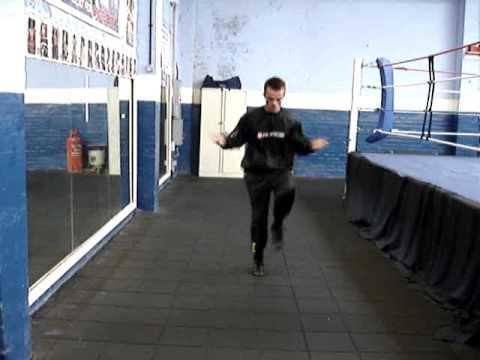 Extreme Skipping by Boxer Frankie Gavin
