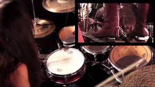 BREAKING BENJAMIN - THE DIARY OF JANE - DRUM COVER BY MEYTAL COHEN