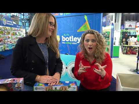 TOY FAIR 2018: Toy Safety Tips with Toy Safety Mom Joan Lawrence