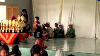 Lomba busana muslim anak Tk soreang