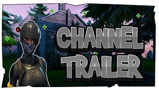 Official Channel Trailer||Fortnite Br